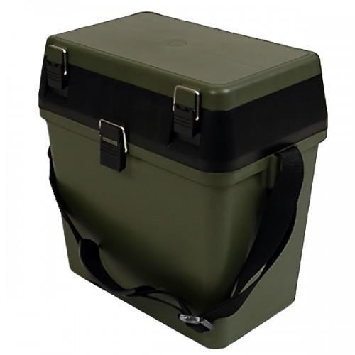 Žieminė dėžė  žalia