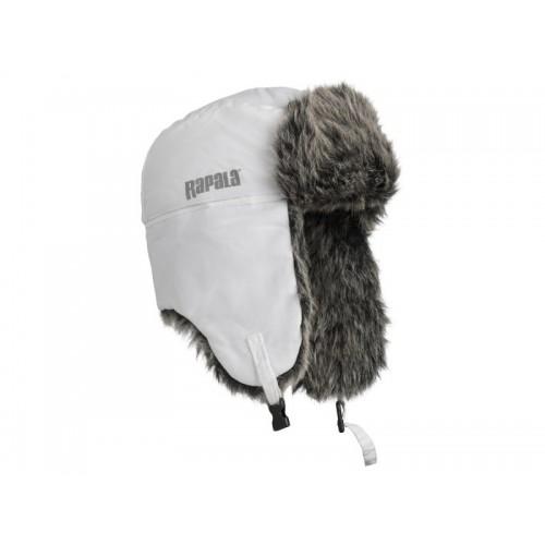 Žieminė kepurė Rapala Trapper White